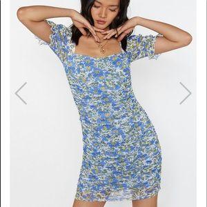 Nastygal Summer Dress! Never worn!